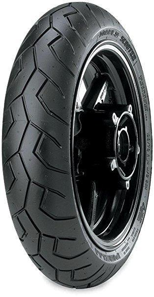 PIRELLI DIABLO SCOOTER MODEL-SPECIFIC FRONT Motorcycle Tires Pirelli