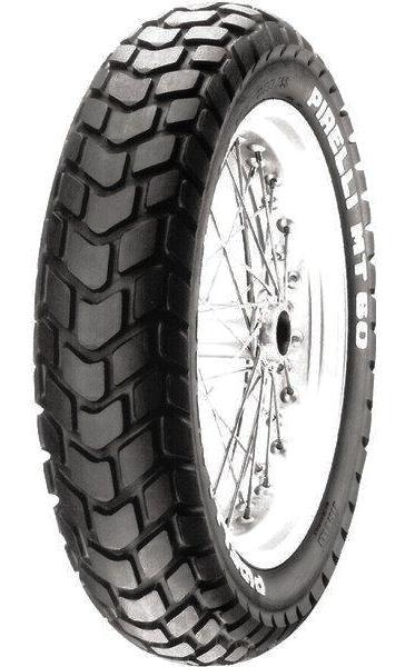 PIRELLI MT 60 BIAS REAR Motorcycle Tires Pirelli