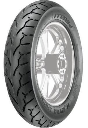 PIRELLI NIGHT DRAGON GT FRONT Motorcycle Tires Pirelli