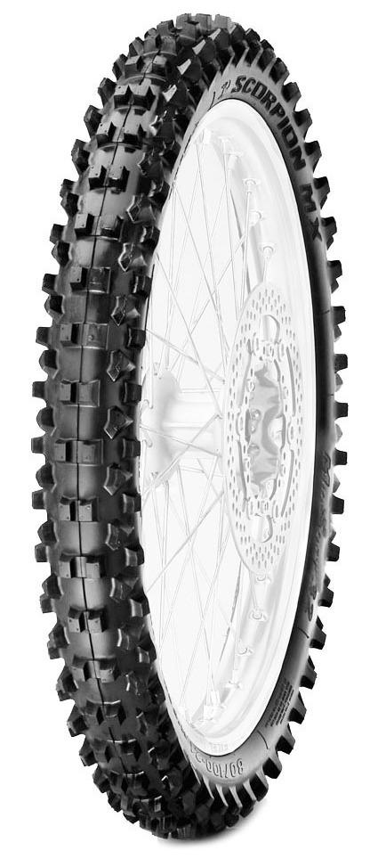 PIRELLI SCORPION MX32 MS FRONT Motocross Tires Pirelli