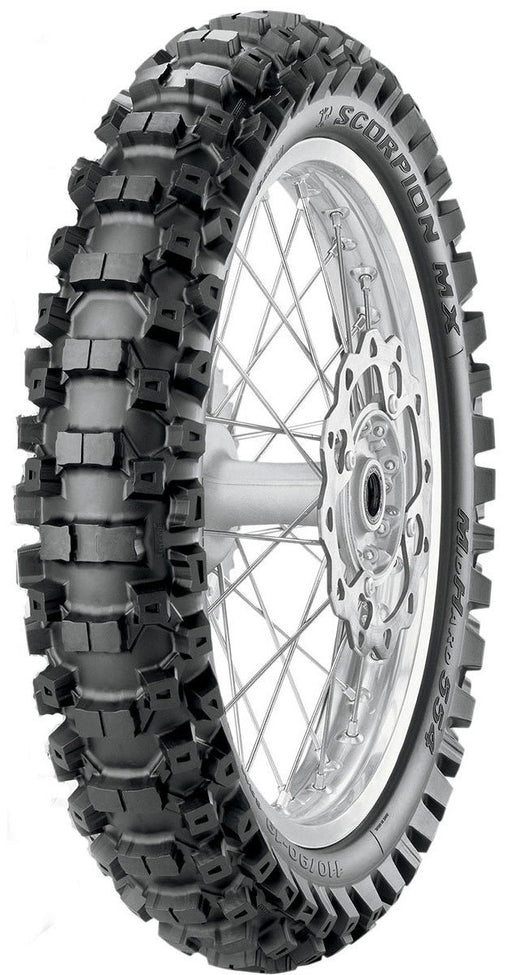 PIRELLI SCORPION MXMH 554 REAR Motocross Tires Pirelli
