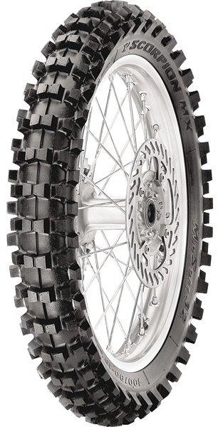 PIRELLI SCORPION MXMS REAR Motocross Tires Pirelli