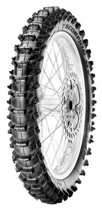 PIRELLI SCORPION MXS REAR Motocross Tires Pirelli