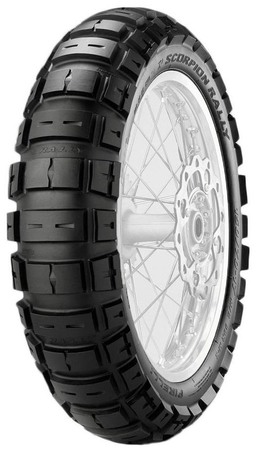 PIRELLI SCORPION RALLY REAR Motocross Tires Pirelli