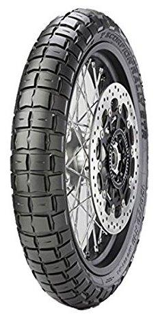 PIRELLI SCORPION RALLY STR FRONT Motorcycle Tires Pirelli