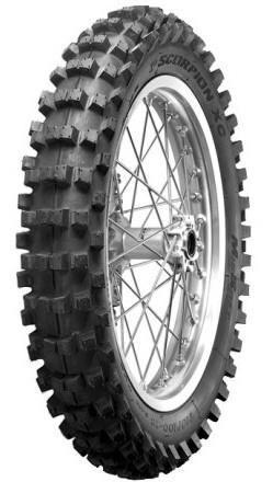 PIRELLI SCORPION XC MS REAR Motocross Tires Pirelli