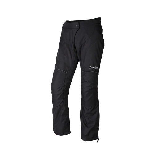 Scorpion Medina Women's Overpant in Black Women's Motorcycle Pants Scorpion