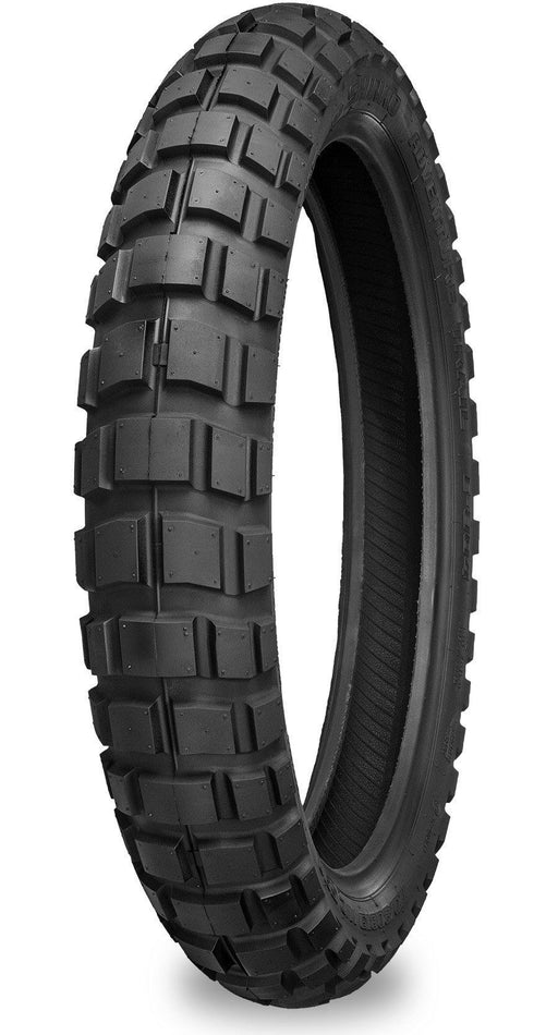 SHINKO 804 BIG BLOCK FRONT Motorcycle Tires Shinko