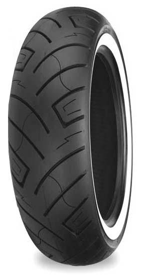 SHINKO SR777 WW REAR Motorcycle Tires Shinko