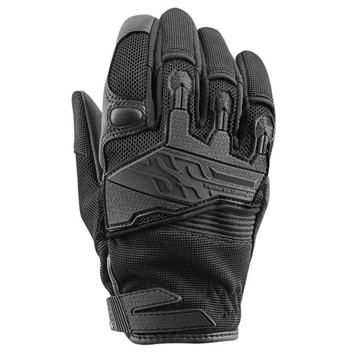 SPEED AND STRENGTH Women's Backlash™ Mesh Gloves Women's Motorcycle Gloves SPEED AND STRENGTH Black S