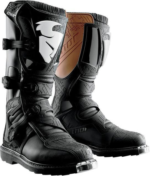 Thor Blitz Boots Motocross Boots Thor Black 8