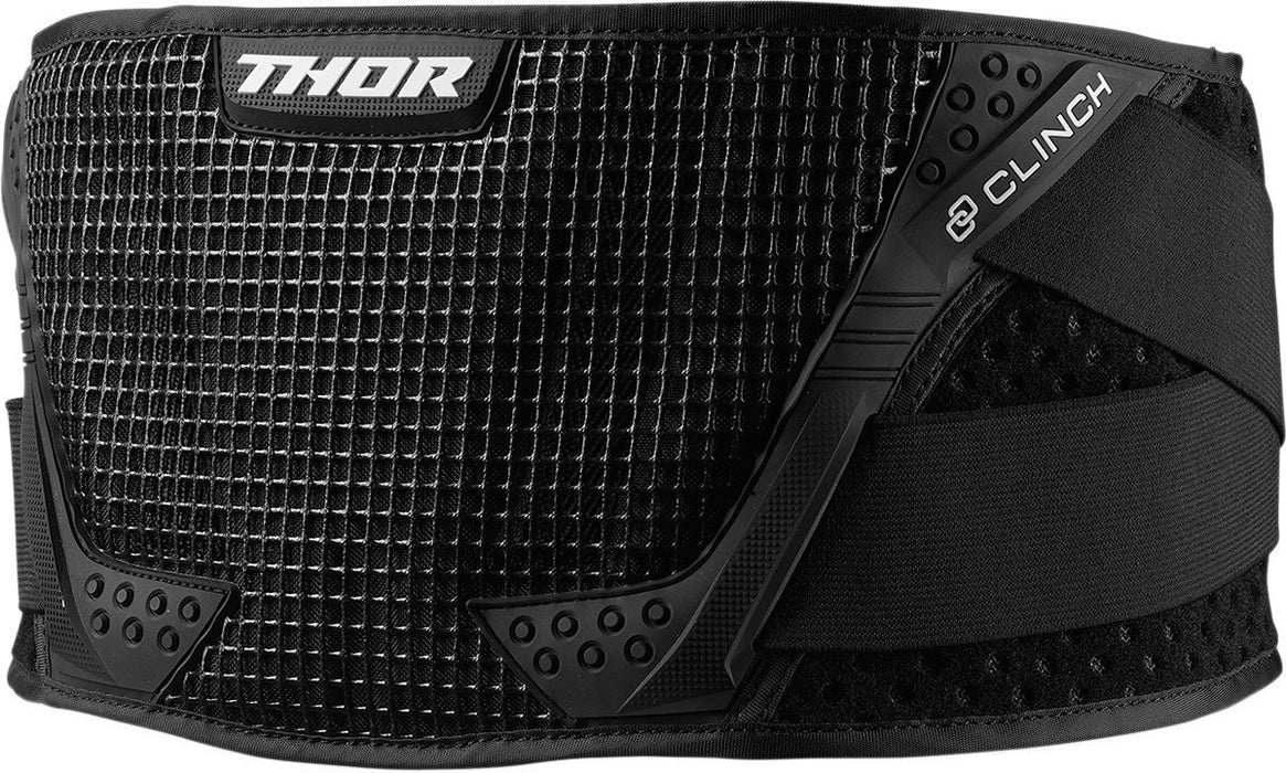 Thor Clinch Belts Body Armour & Protection Thor Black/White S/M