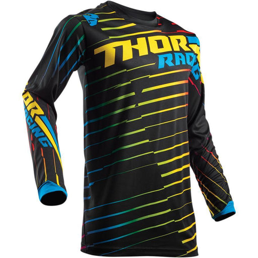 THOR JERSEY YOUTH PULSE RODGE MULTI Youth Motocross Jerseys Thor