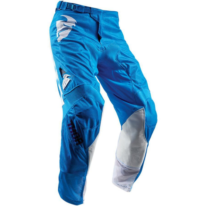 THOR PANT YOUTH PULSE AIR RADIATE BLUE Youth Motocross Pants Thor