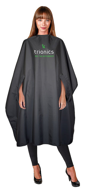 Trionics Hands-Free, All-Purpose Salon Cape