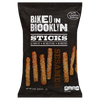 Baked in Brooklyn Bread Sticks No Cholesterol All Natural Certified Kosher - 0-gram Trans Fat All Natural Sesame 8 oz 6 pack - Free Shipping