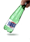 Beverage - Fiuggi Water To Go.16.9 Fluid Ounce Bottles. Convenient Plastic Bottle. 2 - 6 Packs