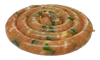 Frank and Sal Chicken Sausage Ring 100% White Meat Made Fresh Daily (14 Ounce ea.) 3 Rings - Frank and Sal