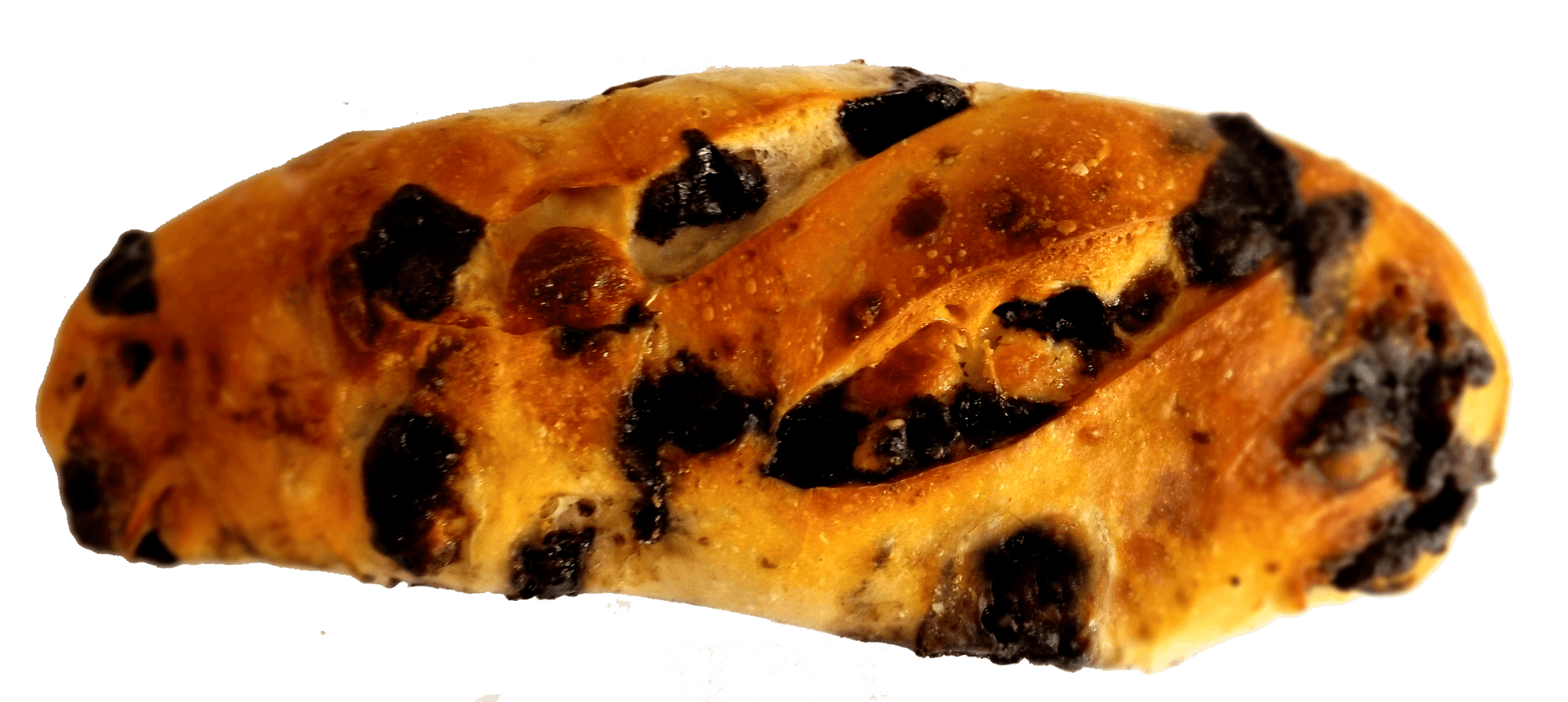 Chocolate Bread - Frank And Sal Bakery: Our Famous Chocolate Bread - 2 Fully Cooked Loaves Warm And Serve.
