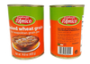 Fratelli D'Amico Cooked Wheat Grain (Grano Cotto) Product of Italy - 2 Cans - Frank and Sal