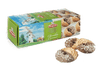 Cookies - Borggreve European Chocolate Coconut Shortbread Cookies Product Of Germany (2 Pack)
