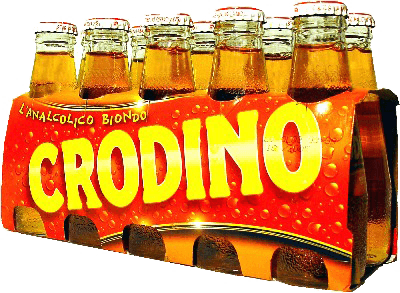Crodino - Crodino The Blond Aperitivo  2 - 10 Packs - FREE SHIPPING