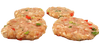 Fresh Local Meat Delivery - Fresh Made Daily Chicken Patties (8 Patties Approximately 1/2 Pound)