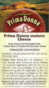 Italian Cheese - Prima Donna Cheese Mature 1 Pound Free Shipping