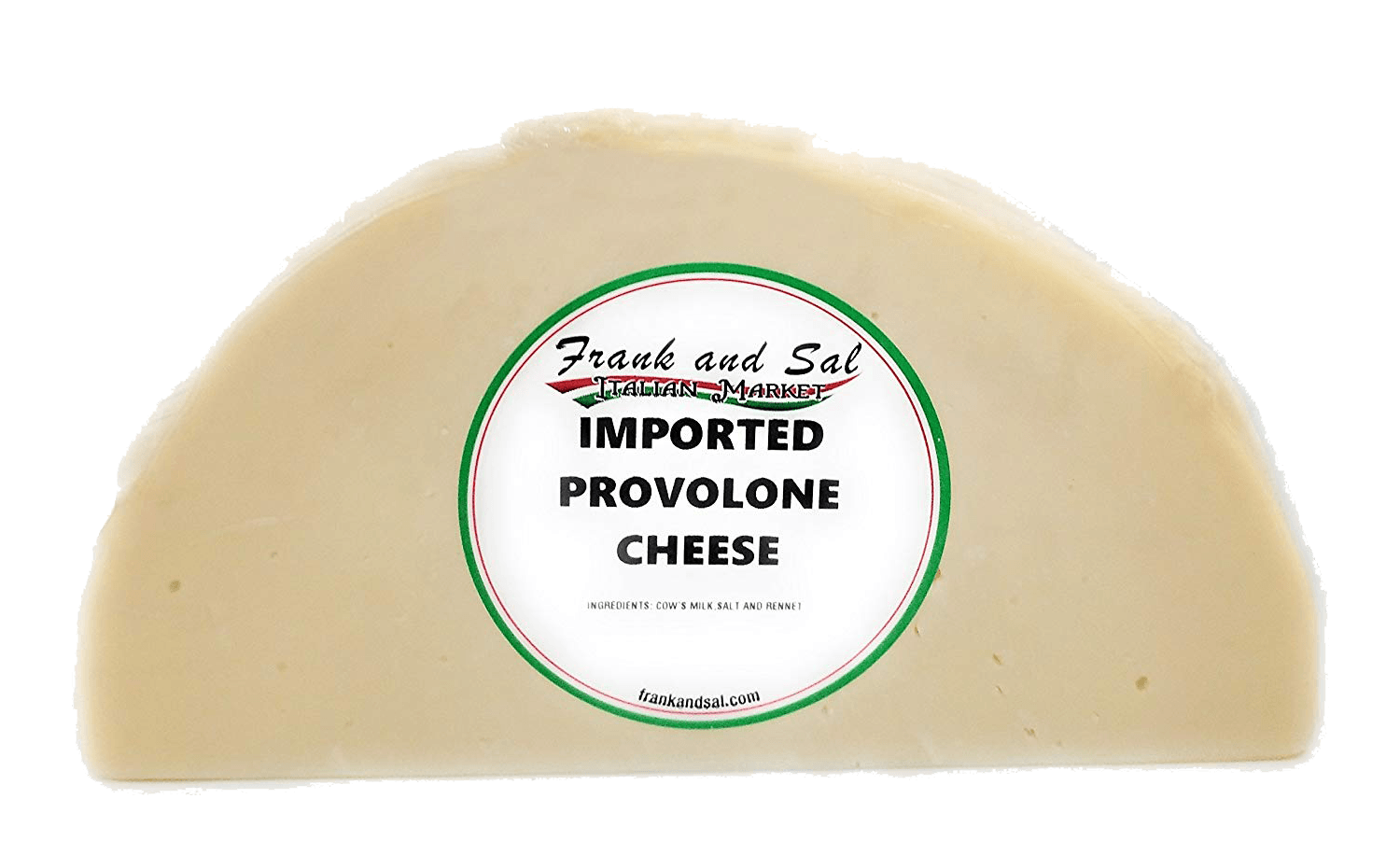 Italian Cheese - Sharp Provolone Cheese--Imported From Italy - 1 Pound