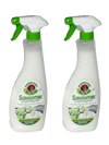 Italian Cleaning Products - Chanteclair Sgrassatore Ecodetergente Natural Eco Friendly Degreaser Cleaner 2 Pack