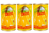 Italian Tomatoes - La Valle Italian Peeled Yellow Plum Tomatoes 14 Oz. 3 Pack - Kosher