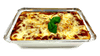 Prepared Food - Frank And Sal Home Made Lasagna – Fresh Mozzarella, Ricotta, Ground Angus Beef, Imported Italian Noodles -2 Pounds - Heat And Serve