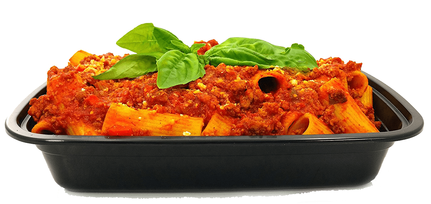 Prepared Food - Made Fresh Daily - Rigatoni With Bolognese Sauce - 2 Pack -1.5 Pounds Each - Heat And Serve