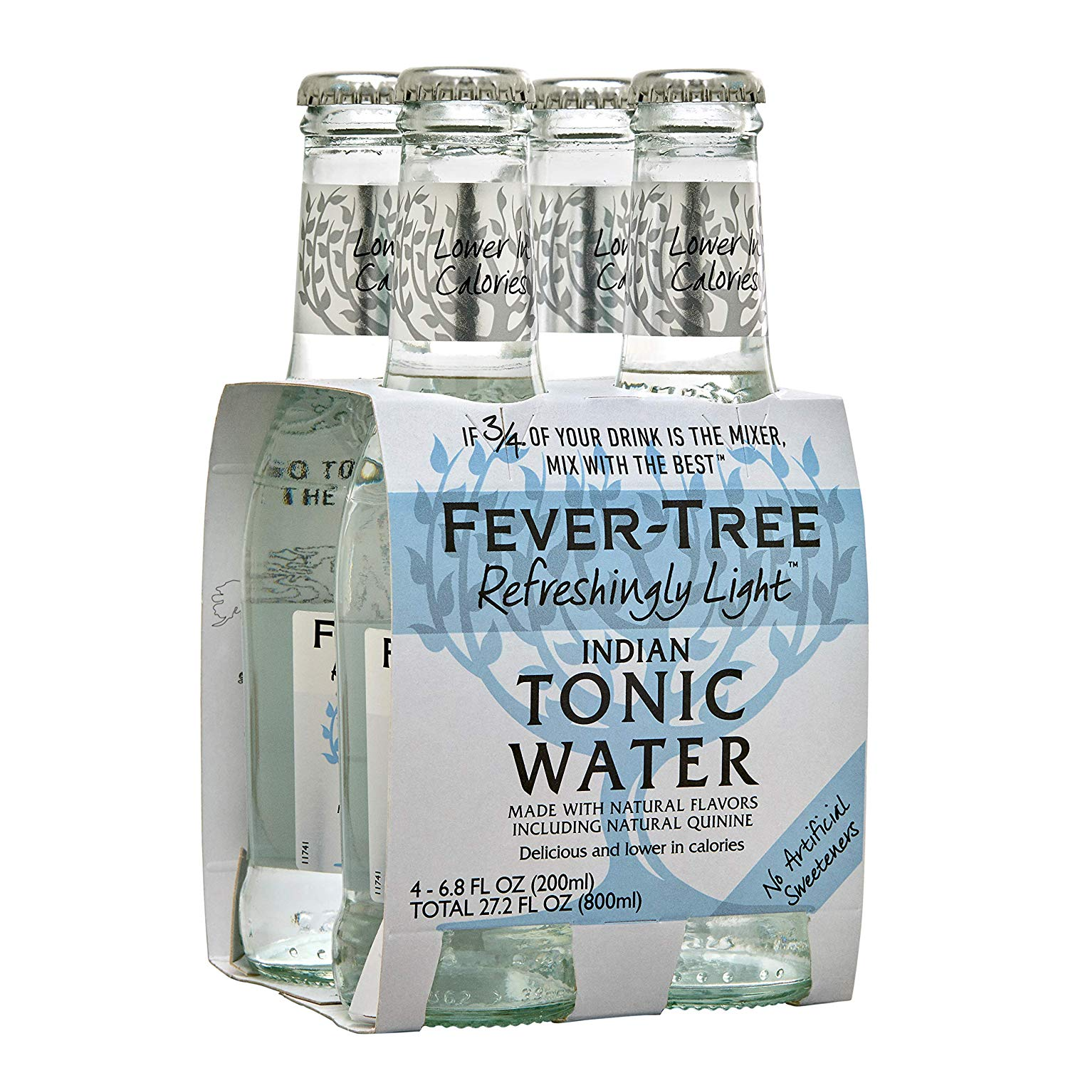 Fever Tree Light Premium Indian Tonic Water