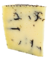 Manchego Truffle Cheese - Delicate  Black Truffle.  8 Ounce