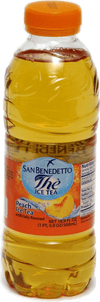Water - San Benedetto Iced Tea Peach  - 12 - 16.9 Oz Plastic Bottles