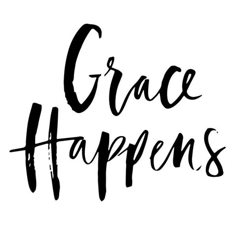 Women's Tee - Grace Happens