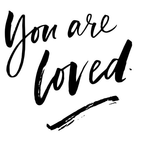 Women's You are Loved tee