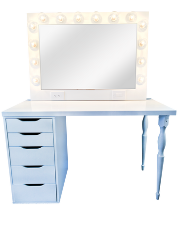 The XL Hollywood Vanity Mirror