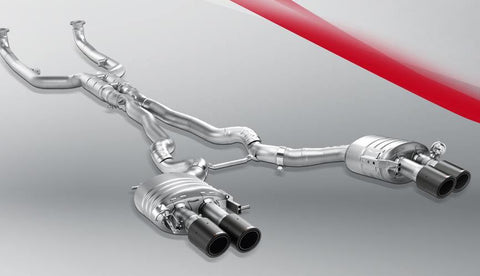 Akrapovic F06 M6 Gran Coupe Evolution Line Titanium