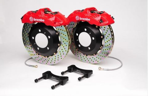 Brembo F8X M3/M4 GT Big Brake Kit - 380 mm