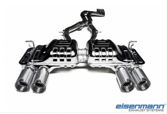 Eisenmann F8X M3 / M4 Performance Exhaust