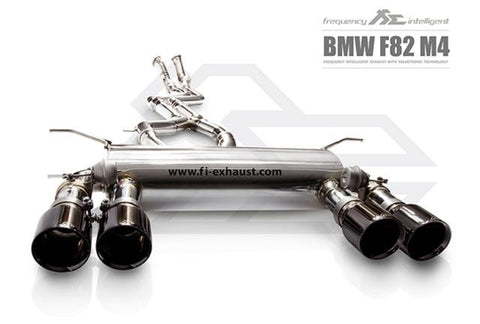 FI Exhaust F80 M3 & F82 M4 Evolution Valvetronic Exhaust