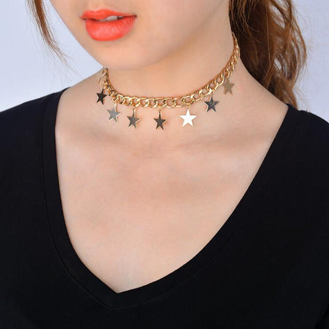 STAR CHILD CHOKER SET (2 pcs)