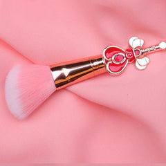 CARDCAPTOR MAKEUP BRUSHES