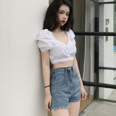 ELLA CROP TOP