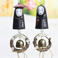 NO FACE SPIRITED AWAY DECORATIONS SET