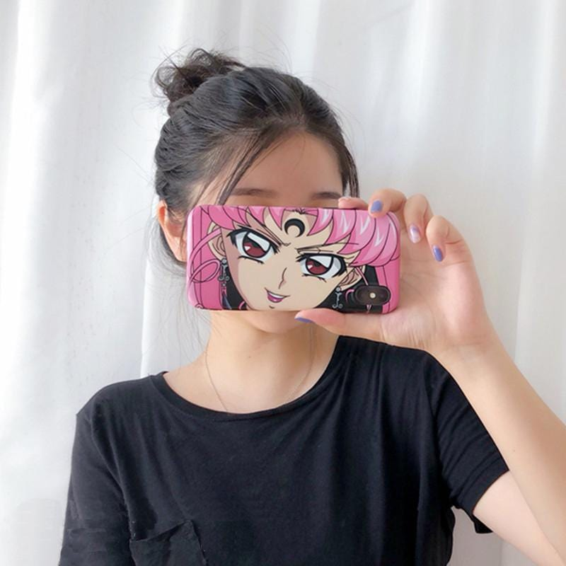 DARK LADY CASE (I6 I6+ I7 I7+ I8 I8+ IX)