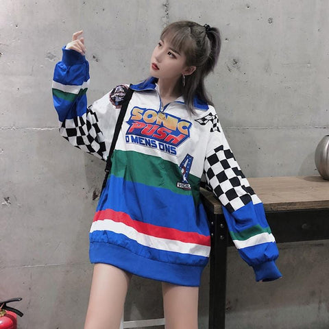 SONIC PUSH SWEATER