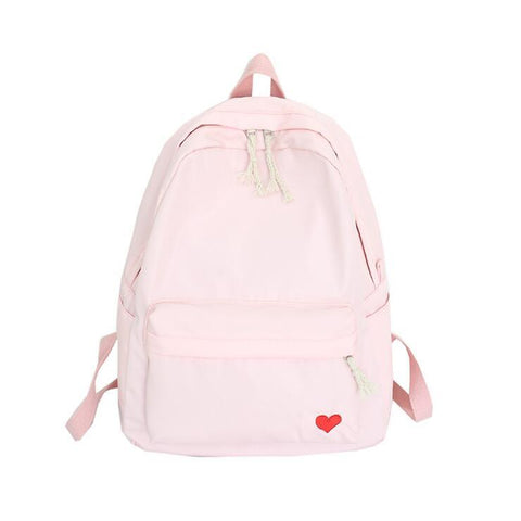 BFF HEART BACKPACK